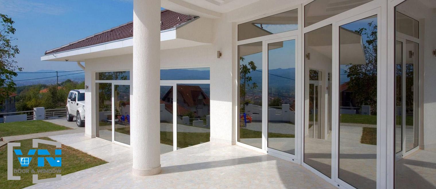 Cửa nhôm kính Vũ Nguyễn - mang đến vẻ đẹp Hoàn Mỹ và An Toàn cho ngôi nhà bạn
